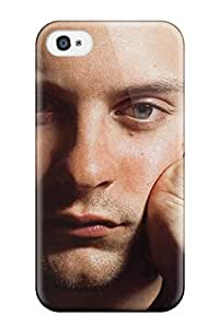 New Iphone 4/4s Case Cover Casing(tobey Maguire )