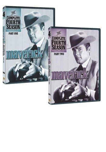 Maverick The Complete Fourth Season Back to Back 2 Pack ()