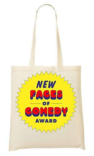 New Faces Of Comedy Bolso De Mano Bolsa De La Compra