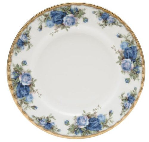 Royal Albert Moonlight Rose 8-inch Salad Plate