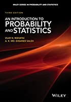 An Introduction to Probability and Statistics, 3rd Edition Front Cover
