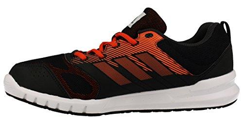 Adidas Essential Star 3 M, Scarpe da Ginnastica Uomo, Nero (Negbas/Energi/Neguti), 44 EU