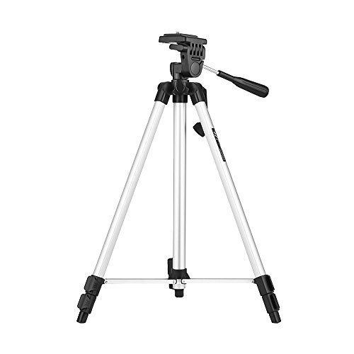 Andoer WEIFENG WT-330A Lightweight Portable Photography Tripod Aluminum Alloy Max. Load 3kg with 1/4