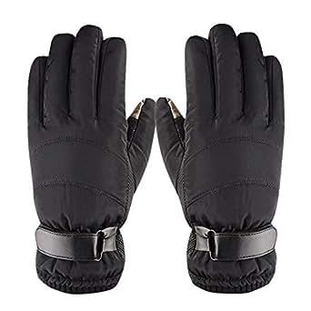Amazon.com : Xinzhi Waterproof Mens Ski Gloves- Winter