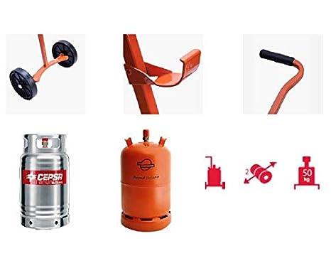 VICRIS - Carro Porta Bombonas C-2 Vicris: Amazon.es: Bricolaje y herramientas