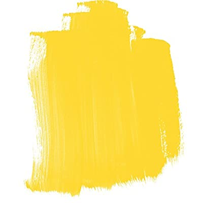 Golden High Flow Acrylic Paint, 16 Ounce, Hansa Yellow Medium