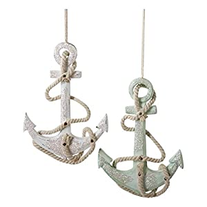 417hdiXgU2L._SS300_ Anchor Decor & Nautical Anchor Decorations