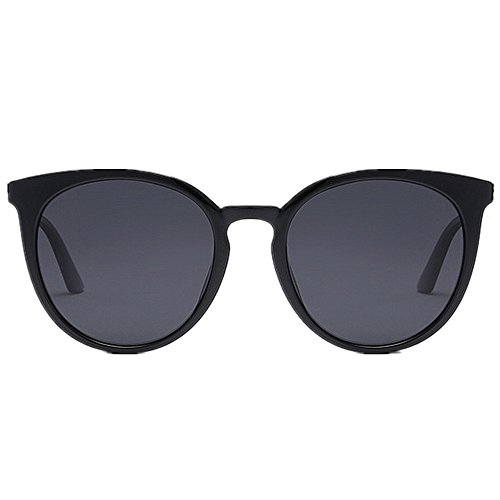 Sombras Hombres Señoras de Negra Unisex Yxsd de Color Protectoras de Gafas Clásicas Black UV400 Sol Lente Black del los SunglassesMAN la Estilo Uz6wqq