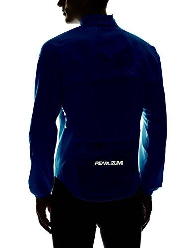 Perle Izumi - Ride Hommes Élite Barrière Veste Convertible Mykonos Bleu