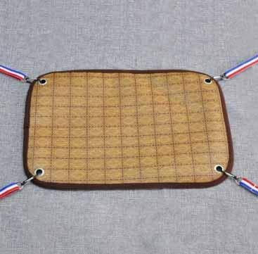 Cat Hammock cat Sleeping Bag pet Iron cage Hammock Double-Sided mat Blanket Hammock Basket
