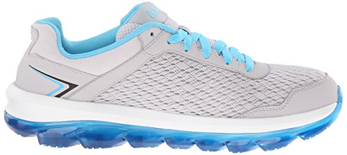 Basses Blau Go Bleu Femme Air Baskets Skechers LGBL qw1xgfv