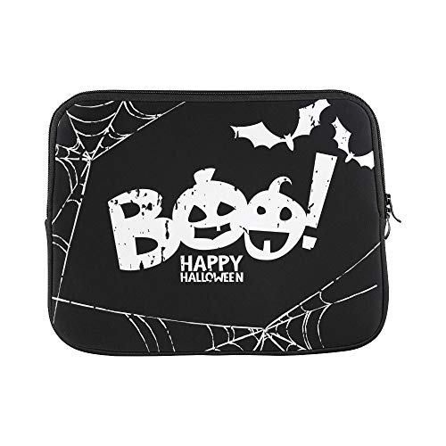 Design Custom Happy Halloween Design Elements Boo Sleeve