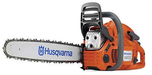 Husqvarna 455, 18 in. 55.5cc 2-Cycle Gas Chainsaw (Renewed)
