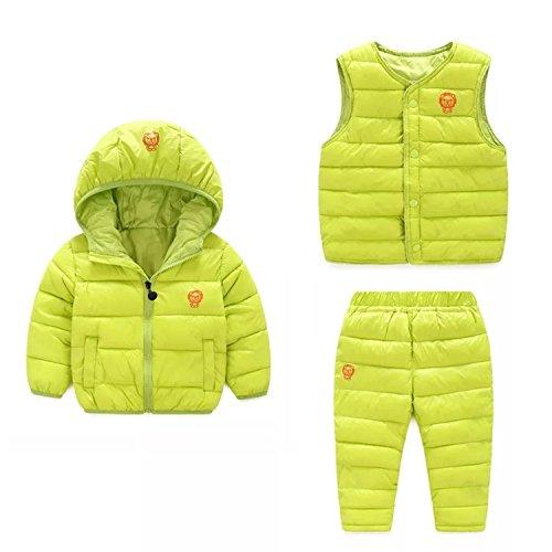 1 Piece Snowsuit - 9