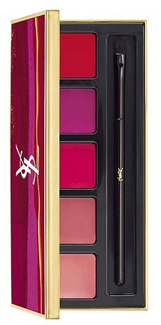 YSL 2018 Spring Pop Illusion Lip Palette Collector