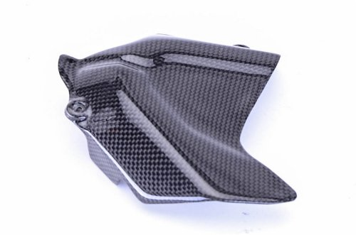 Bestem CBDU-1098-SPC Carbon Fiber Sprocket Cover for Ducati 848 1098 1198 ()