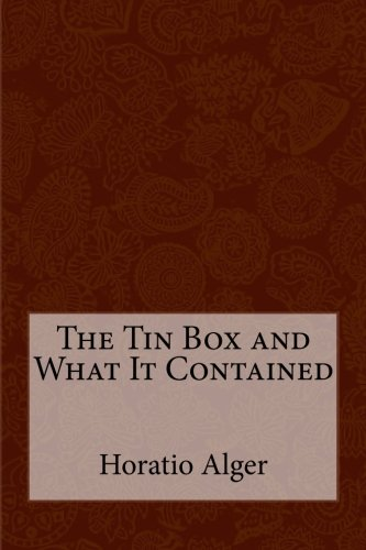 Read Online The Tin Box and What It Contained pdf epub