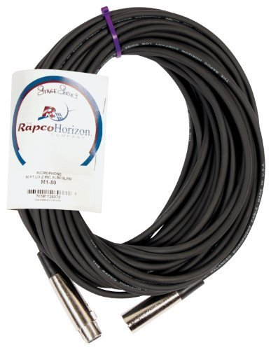 - Rapco Horizon Mic Cable (M1-50