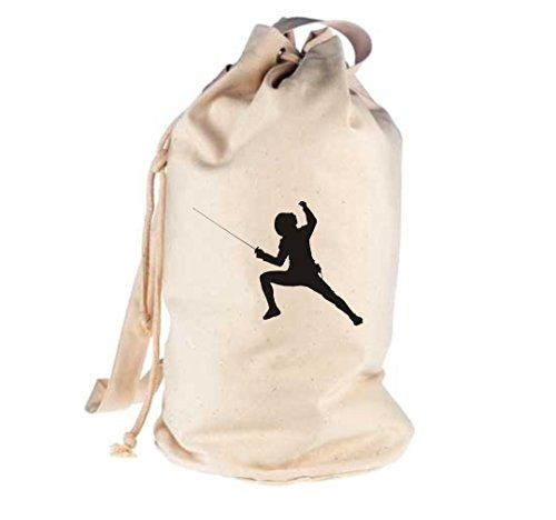 Bag Sword Competition Natural Gym Sack Duffel Fencing Cult Bag Natural Sport TWInfwwqP