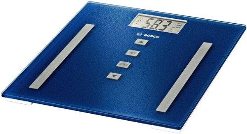 Bosch PPW3320 Personenwaage elektronisch SlimLine Analysis light / deep blue-metallic