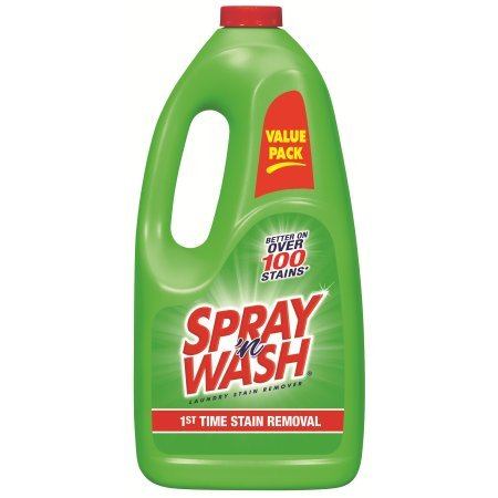 Pack of 7 - Spray 'n Wash Pre-Treat Laundry Stain Remover Refill, 60 fl oz Bottle by Spray 'n Wash (Image #1)