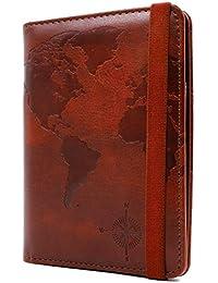335b0650bd0 RFID Blocking Passport Holder Cover Case