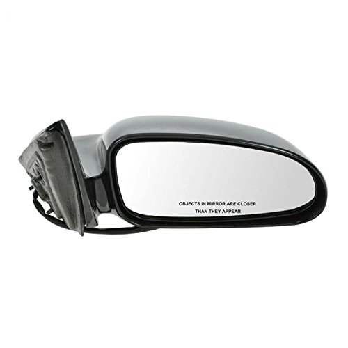 Mirror Power Passenger Side Right Hand RH for 00-05 Pontiac ()