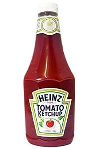 Amazon Com Heinz Tomato Ketchup Big Bottle 1 35kg