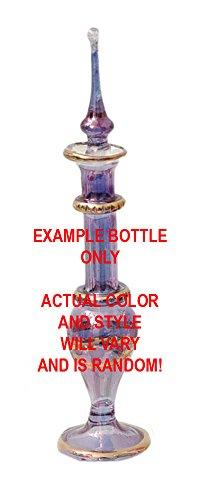 Large Egyptian Bottle and 2 Sample Vials of WOMENS 4X Pheromone Oil