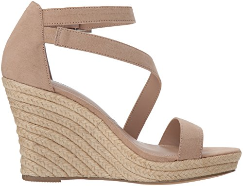 Nude Sandal Lou Charles David Wedge by Charles Women's q0Ugqw