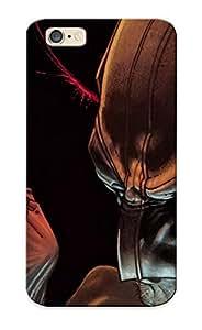 Artistgirl B7043ce6411 Case Cover Iphone 6 Protective Case Deadpool Wade Winston Wilson Antihero Marvel Comics Mercenary ( Best Gift For Friends)