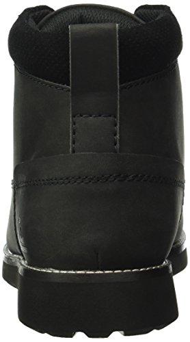 Quiksilver Men's Mission Ankle Boots, Black (Solid Black-Sbkm), 8 UK