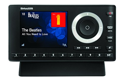 SiriusXM SXPL1H1 Onyx Plus Satellite Radio Receiver with Home Kit (Sirius Xm Radio Onyx Home Kit)