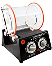 BAOSHISHAN - Pulidor Máquina de pulido de tambor rotativo máquina de pulido de joyería capacidad 5 kg 220 V