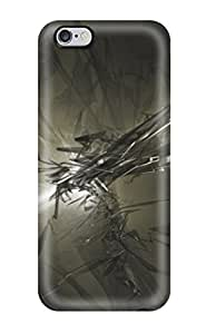 [eOVuCEZ943TREZy]premium Phone Case For Iphone 6 Plus/ Abstract Tpu Case Cover