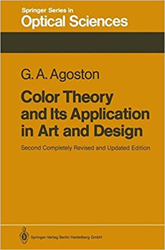 Color Theory And Its Application In Art And Design Springer Series