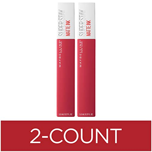 c75bfde50ecbd Maybelline New York SuperStay Matte Ink Un-nude Liquid Lipstick ...