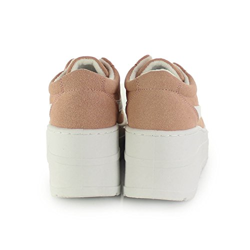 Femme Rose VIVES SHOES Rose Pour Baskets 6xTTYn