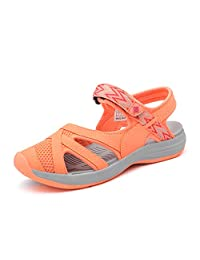 DREAM PAIRS Women's Fashion Outdoor Athletic Sandals