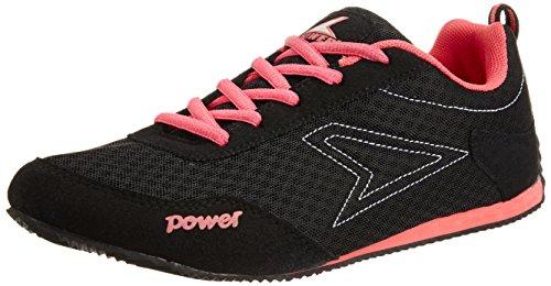Harmony Black Running Shoes