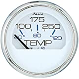 Faria Chesapeake SS Instruments - Water Temp Gauge (100-250)