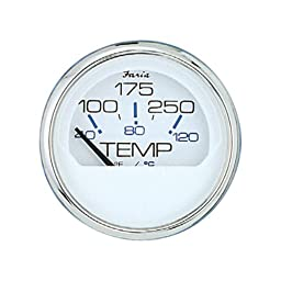 Faria 13804 Chesapeake 100-250°F Water Temp Gauge