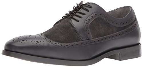Kenneth Cole New York Men's Ticket Oxford, Grey 8 M US (York Kenneth Cole Keep New)