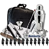 Bartending Bar Kit, Home and Travel- 24 Piece Kit! Best Seller!, Garden, Lawn, Maintenance