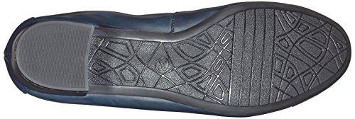 Marco Tozzi Premio 22307, Zapatos de Tacón para Mujer Azul (Navy Comb 890)