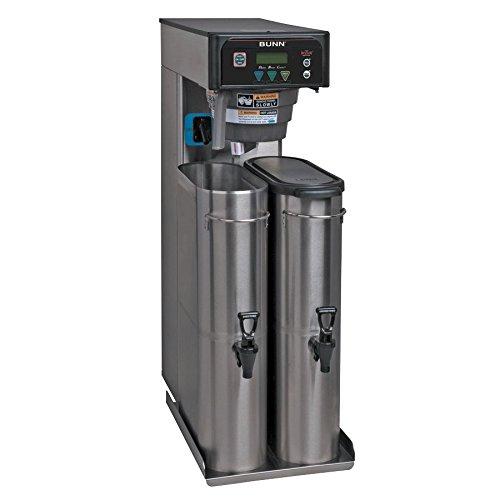 Bunn 41400.0002 Infusion Series Dual Dilution Iced Tea Brewer, 3 or 5 Gallon Capacity by Bunn
