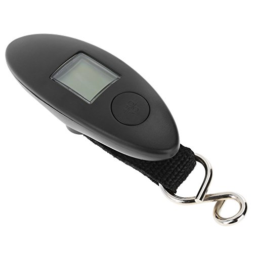 Archery Bow Scale, Portable Digital Handheld Bow Hang Scale 88lbs Tool for Compound and Recurve Bow