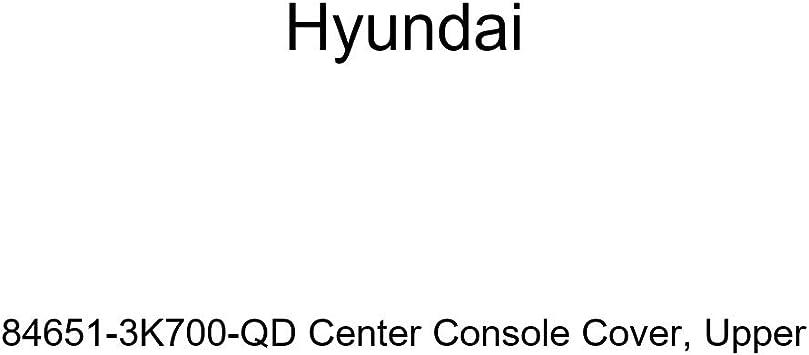 Upper Genuine Hyundai 84651-3K700-QD Center Console Cover