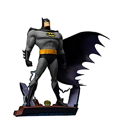Batman The Animated Series: Batman (Opening Title Sequence Version) Artfx+ Statue: Toys & Games