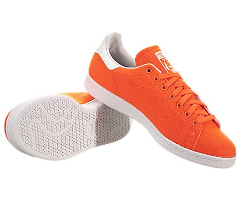 half off Adidas Men s PW Stan Smith Tns Originals Sorange Sorange Ftwwht  Casual Shoe 9.5 ... e7c46267e